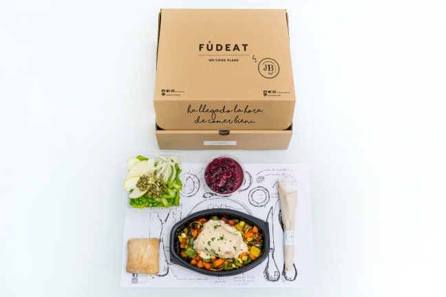 Fudeat-Lunchbox