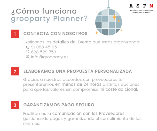 Grooparty ASPM Planner