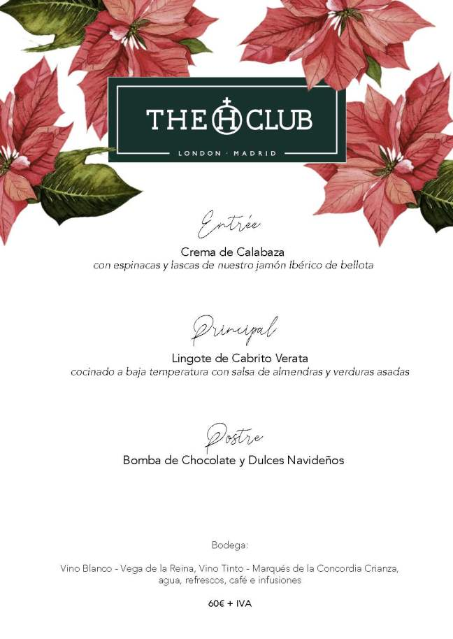 MENU ADVIENTO
